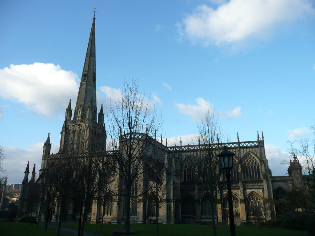 Churches in Bristol