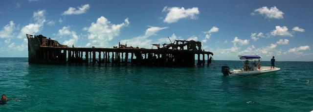 snorkeling shipwrecks in caribbean