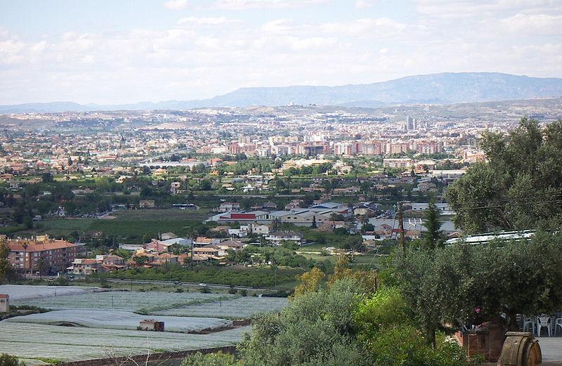 Murcia Valley, Spain