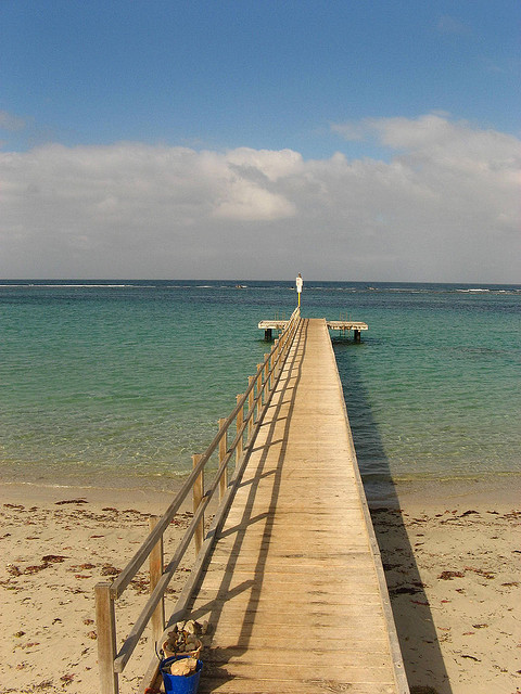nice beach in Australia