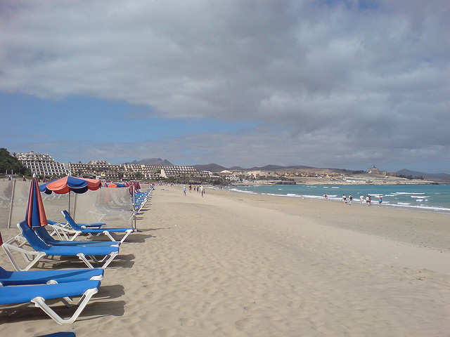 beaches in Fuerteventura