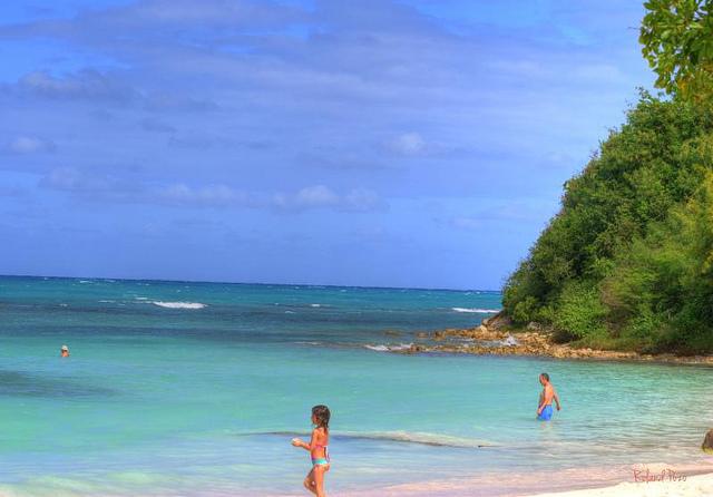 beautiful beaches in Antigua