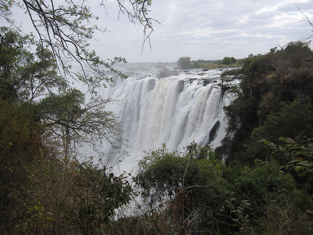 Victoria Falls is one of the top tourist attractions in Zimbabwe