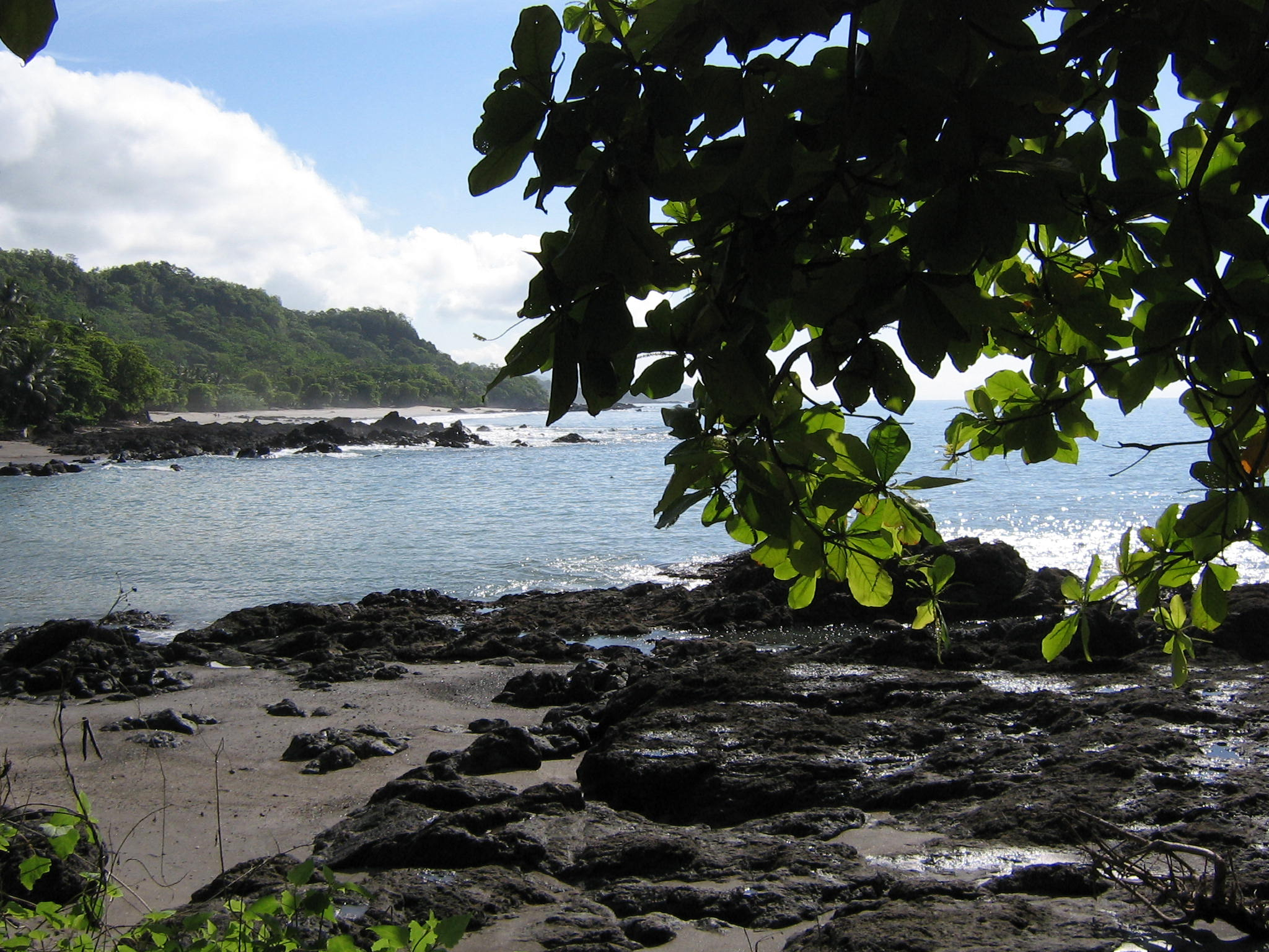 Many of the top things to do in Montezuma will revolve around the starkly beautiful ocean...!