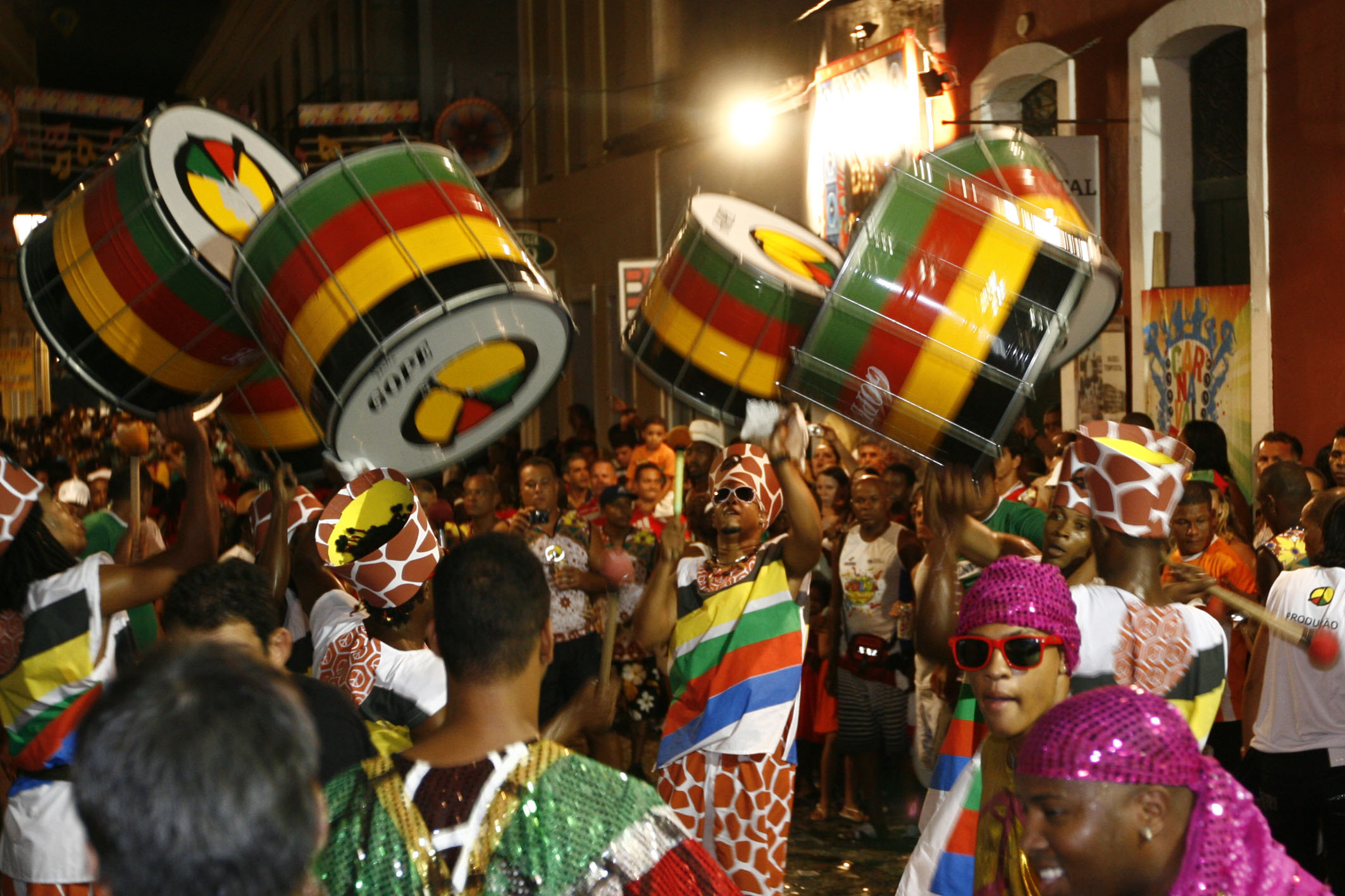 Visiting Brazil at Carnival is the best possible time to see its culture in full motion...