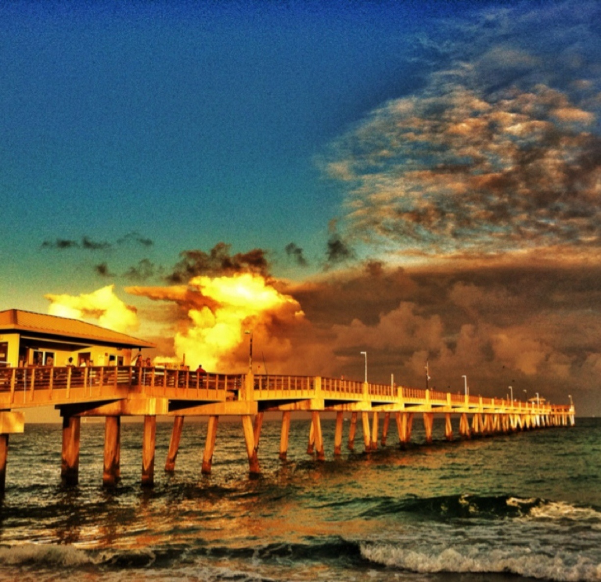 With views like this, it's no wonder that Tark's is among the best restaurants in Fort Lauderdale